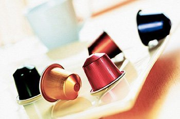cartuchos nespresso capsulas cafe