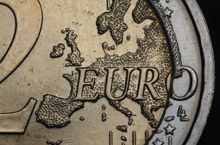 dinero moneda euro