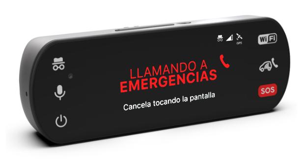 ecall emergencias