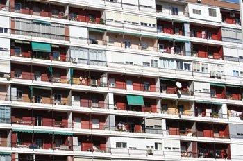 Entra en vigor un impuesto sobre viviendas vacías en Catalunya