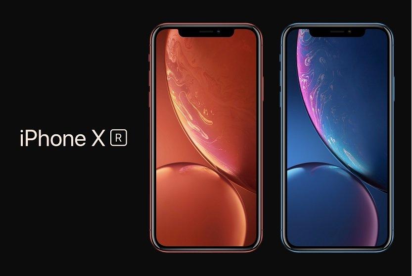 Compra un iPhone XR defectuoso en una tienda Movistar