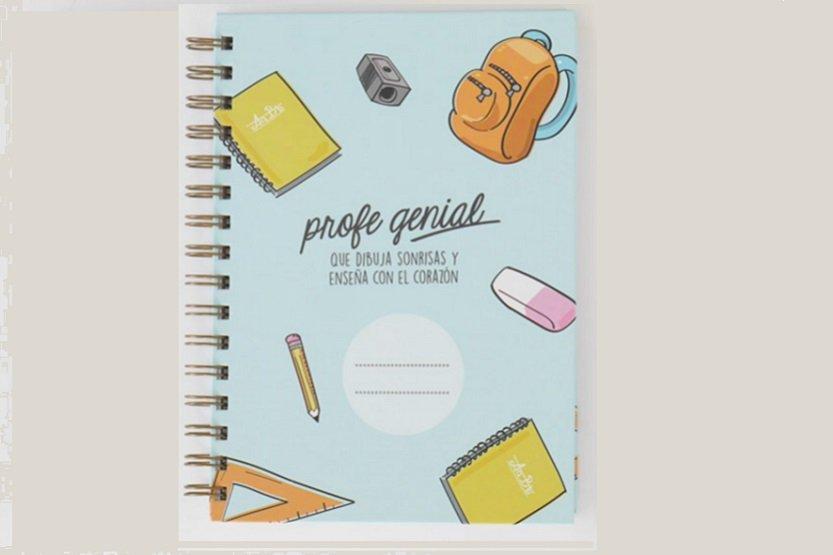 Libreta personalizable como recuerdo de tu marca