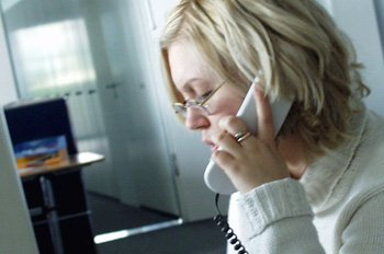 Llamar al teléfono de emergencias 112