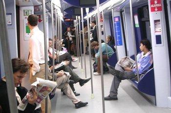 Obligaciones de Metro de Madrid frente a los viajeros