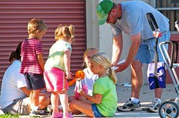 ludoteca parques infantiles niños