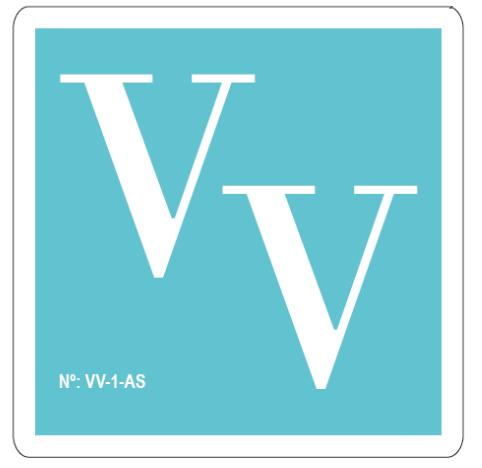 placa vivienda vacacional