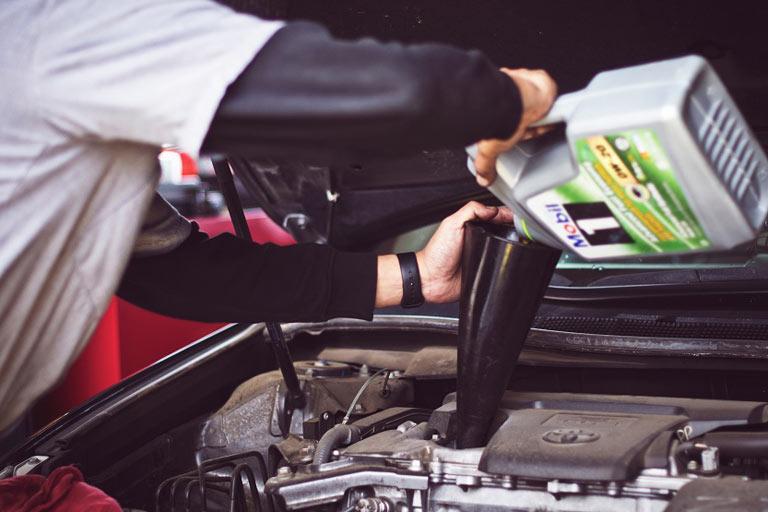 Cómo funcionan las webs de recambios de coches