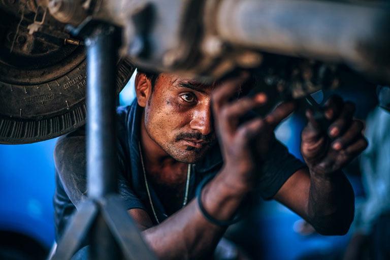 Clasificación de los talleres de reparación de coches y motos